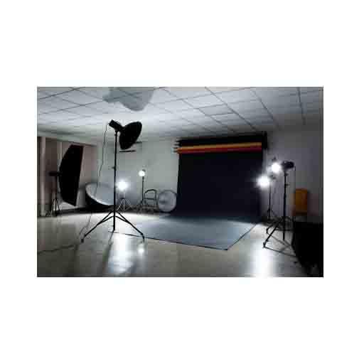 Équipements d'éclairage et studio