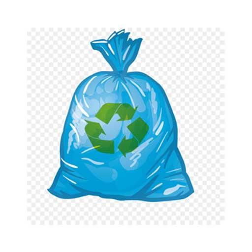 plastiques poubelles
