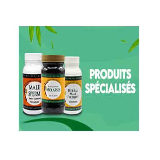 Produits spécialisés