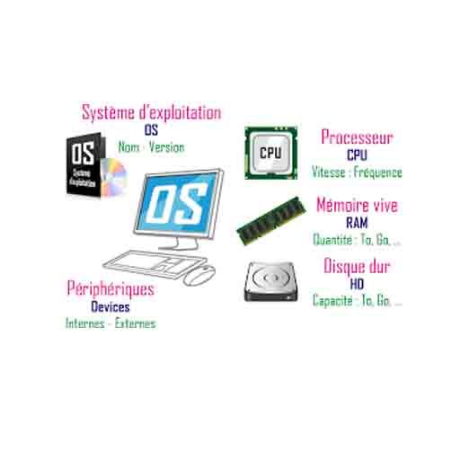 Systèmes d'exploitation serveur