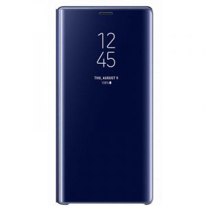 SAMSUNG GALAXY NOTE 9 COUVERTURE TRANSPARENTE