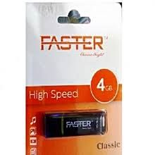 CLE USB FASTER 4Go