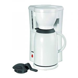 Cafetière UNOLD Thermo White Line glotelho