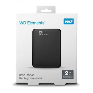 WESTERN DIGITAL Elements portable - 2To  vengte en ligne au Cameroun