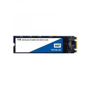 Disque dur interne - WD - Blue - 3D NAND SATA - 1To - SSD