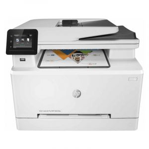 Imprimante couleur multifonctions HP Color LaserJet Pro MFP M281fdw -1 Glotelho