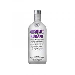 VODKA - ABSOLUT - Kurant - 750 ML - 40% Alcool