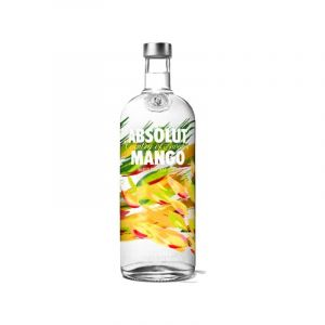 VODKA - ABSOLUT - Mango - 750 ML - 40% Alcool