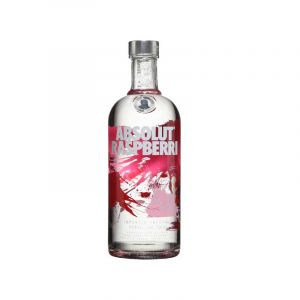 VODKA - ABSOLUT - Raspberri - 750 ML - 40% Alcool
