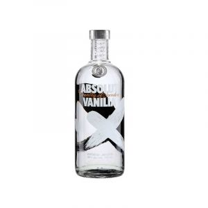 VODKA - ABSOLUT - Vanilla - 750 ML - 40% Alcool