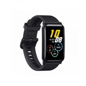 Montre connectée Honor - 4GB -  résiste à l'eau -  Black | Glotelho Cameroun