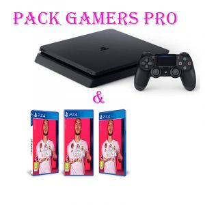 Pack Gamers FIFA 20 - FIFA 20 et Playstation 4