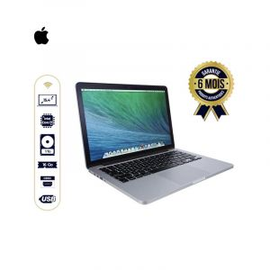 Apple Mac Book Pro (15.4 pouce ,Intel Core i7 à 2,8 GHz , 1 To, 16 Go) -Argent | Glotelho cameroun