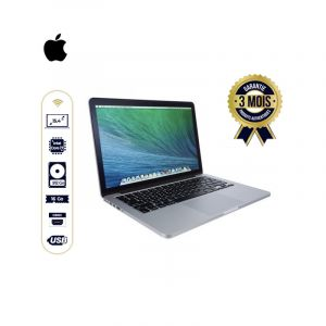 Apple Mac Book Pro (15.4 pouce ,Intel Core i7 quadricœur à 2,9 GHz , 512 Go, 16 Go) -Argent | Glotelho Cameroub