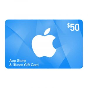 Apple Gift Card $50 Glotelho