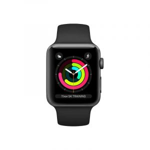 Apple Watch series 3 - 42MM GPS - 8Go - 18H d'autonomie - 12mois | Glotelho Cameroun