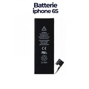 Remplacer votre batterie iphone 6S piece rechange d'origine Apple