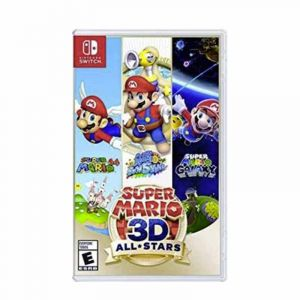 Super Mario 3D All-Stars (Nintendo Switch) | Glotelho Cameroun