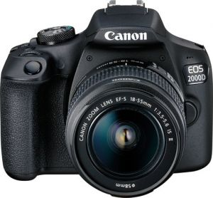 canon camera eos 2000d