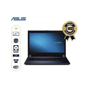 Laptop - Asus - P1440FA - intel Core i3 10th Gen - 1TB/4GB - 14″ - noir|Glotelho Cameroun