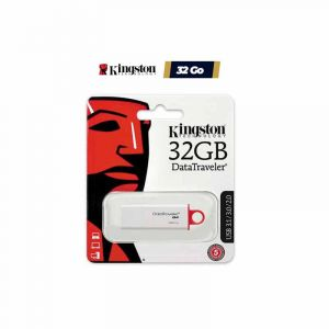 Clés USB kingston 32G - DTIG4/32GB – Rouge l Glotelho Cameroun