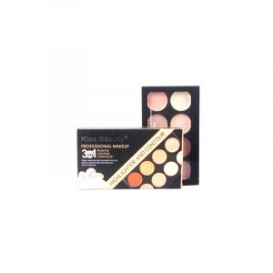 Contour 3 in 1 - 8 Nuances de Couleurs|Glotelho