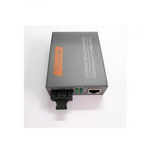 Convertisseur SC MM Gigabit 10/100/1000 Base-T to 1000Base-SX/LX Netlink HTB-GM-03 2km|TGlotelho