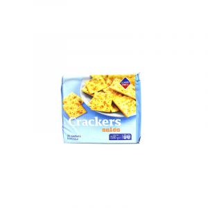 Biscuits Crackers Salés - Leader Price - 500G