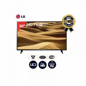 TV LED SMART LG 50UM7340PVA - 4K HDR - 50 pouces| GlotelhoCameroun