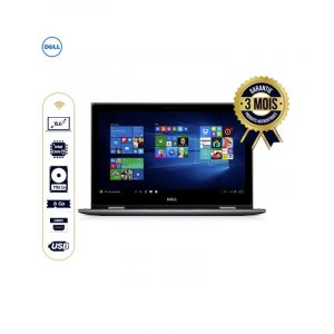 "Dell Inspiron  - 5567 - Laptop – 15.6"" - Intel Core i7 – 1TB - 8Go Ram - Windows 10 - Noir 