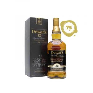 Dewar's 12 Year Old - Special Reserve - 75cl - 40%Alc