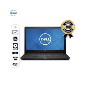 "DELL – Inspiron – 3567 - Laptop – 15.6"" - Intel Core i5 - 7200U – 1TB - 8Go Ram - Windows 10 - Gris 