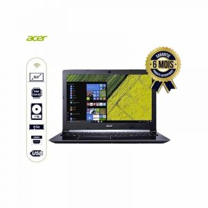 Laptop - Acer Aspire 3 - A315-53G688SC - 15.6'' - 1To / 8Go RAM - Intel Core I7 - Window 10 - 2Go Nvidia - Noir - 3 Mois | Glotelho Cameroun