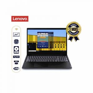 Laptop Lenovo ideapad S145-15IIL - 15.6″ HD - Intel Core i3-1035G1/1TB HDD/4GB RAM|GlotelhoCameroun