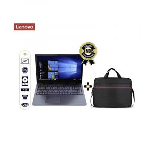 "Pack Lenovo V130 - 15IGM Dual core - 15.6""- 1To/4Go ram- Free DO Slaptop + Sac offert