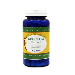 NG4L GREEN TEA EXTRACT - Complément alimentaire -  60 capsules - 500mg|Glotelho