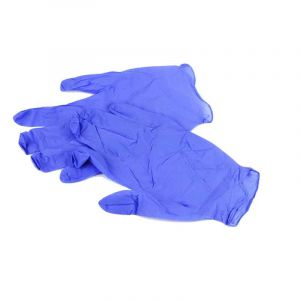 Gants En Latex Disposable Gloves - Lot De 50 Paires