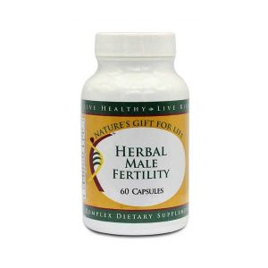NG4L HERBAL MALE FERTILITY - 60 Capsules|Glotelho