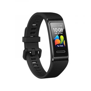 HUAWEI BAND 4 - Montre Connectée - 384 Ko Rom/1 MB Ram - 91 mAh - 5ATM - Bluetooth 4.2 - Apollo 3 - 3 mois | Glotelho