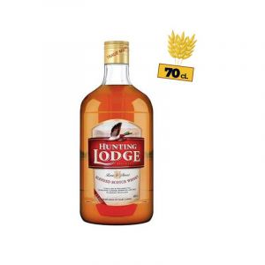 HUNTING LODGE    12ANS - Whisky -  70CL