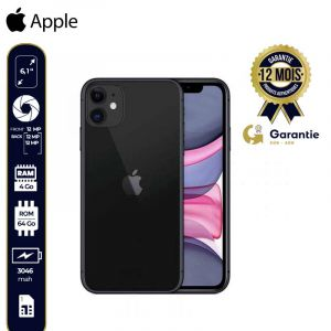 Iphone 11 noir glotelho