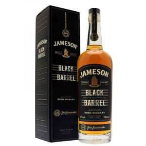 Whisky JAMESON Black Barrel - Spiritueux - 40% Alc - 70 Cl