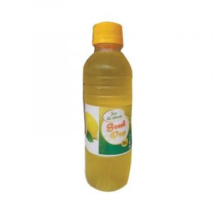 jus de fruit de citron