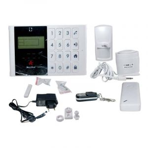 Kit Alarme GSM Intelligent Anti-intrusion - 6 Mois | Glotelho Cameroun
