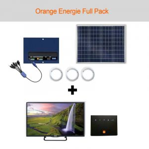 Kit  Solaire Orange Full Pack - 2 ans