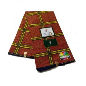 Tissu pagne Afritude Real Hightest 6 Yards|Glotelho Cameroun