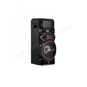 LG-XBOOM SPEAKER-ENCEINTE SANS FIL BLUETOOTH-BOOMER 8''-LECTEUR CD-ON7-NOIR|Glotelho Cameroun