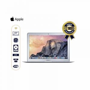 Apple MacBook Air 13 pouces 1.8GHz Intel Core i5 bicœur 128 Go (2017)|GlotelhoCameroun