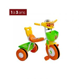 Tricycle Bébé - 1/3 ans - Multicolore |Glotelho Cameroun