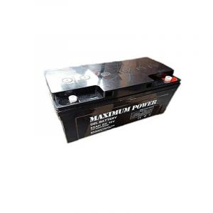 Maximum Power Gel battery 100ah/12V